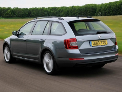 Skoda Octavia Estate 1.6TDi CR SE L 5dr
