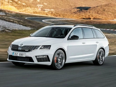 Skoda Octavia VRs Estate 2.0 TDi CR 184ps