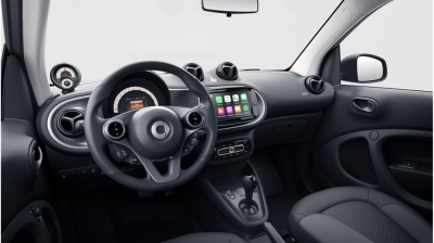 Smart ForTwo Coupe Electric Drive Passion Advanced Automatic