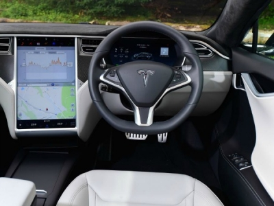 Tesla Model S Long Range AWD 4dr Auto