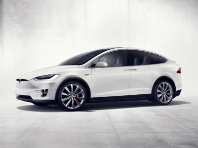 Tesla Model X SUV Long Range AWD 4dr Auto