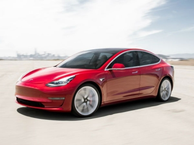 Tesla Model 3 Saloon Standard Range Plus 4dr Auto