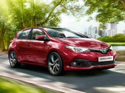 Toyota Auris Hybrid Hatchback 1.8 Icon Tech