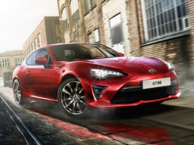 Toyota GT86 Coupe 2.0 D-4S