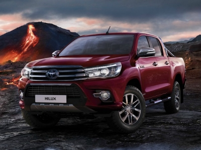 Toyota Hilux Double Cab 2.4 D-4D Active Pick Up