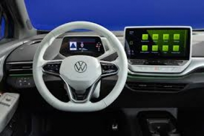 Volkswagen ID.4 150kW Life Pro Performance 77kWh 5Dr Auto