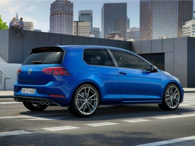 Volkswagen Golf R Hatchback 2.0 TSi 310 4Motion 3dr