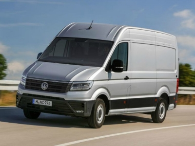 Volkswagen Crafter Van CR30 MWB 2.0 TDi 140ps Startline High Roof