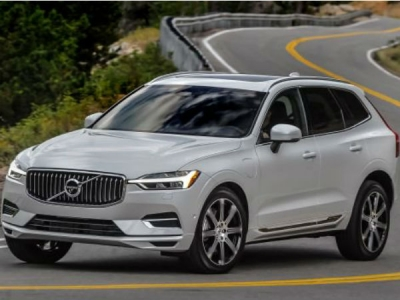 Volvo XC60 SUV 2.0 T8 [390] Hybrid R DESIGN 5dr AWD Geartronic