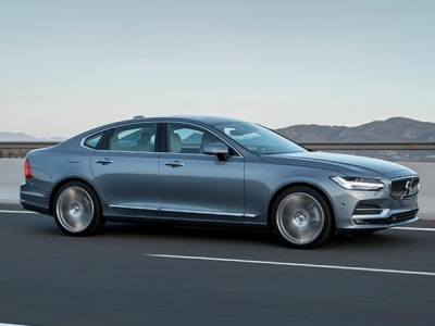 Volvo S90 Saloon 2.0 T8 [390] Hybrid R DESIGN Plus 4dr AWD Geartronic