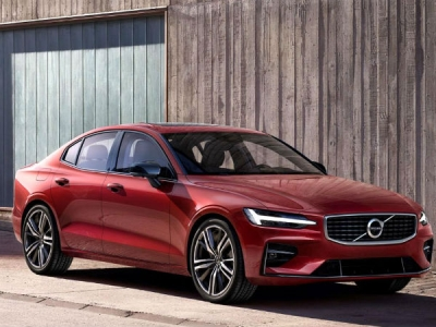 Volvo S60 2.0 T8 [390] Hybrid R DESIGN PLUS 4dr AWD Geartronic