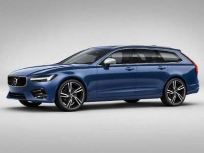 Volvo V90 Estate 2.0 T8 [390] Hybrid R DESIGN PLUS 5dr AWD Geartronic