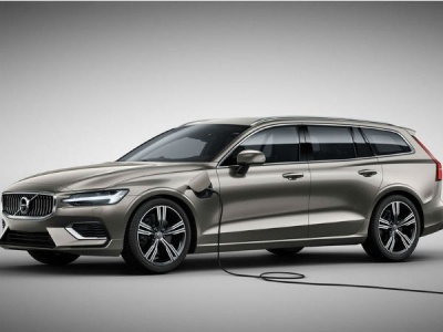 Volvo V60 Sportswagon 2.0 T8 [390] Hybrid R DESIGN PLUS 5dr AWD Geartronic