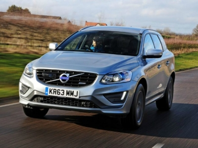 Volvo XC60 SUV D4 [190] R Design [Leather]