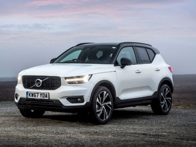 Volvo XC40 DIESEL ESTATE 2.0 D3 R DESIGN 5dr
