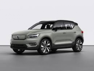 Volvo XC40 Electric P8 78kWh 408 R Design Auto